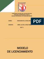 Modelo de Licenciamiento[1]