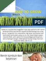 DARE TO GROW ok