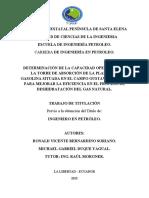 PLANTA DE GASOLINA ATAHUALPA