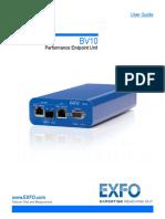User Guide BV10 English (1067241)