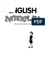 English Interplay Teacher's Edition