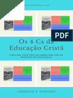 Os 4Cs da Educação Cristã