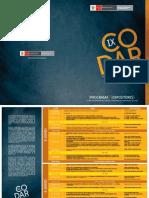 Programa CODAR 2017
