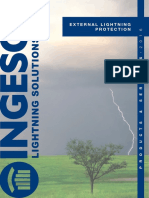 Ingesco Pdc_ese Lightning Protect