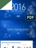 Maroc Telecom - Présentation Résultats FY 2016_FR