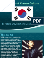 ABC of Korean Culture