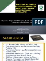 BUKR Dukungan Kebijakan Yankes FKTL Dalam Mendukung Yan Farmasi