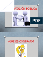 Generalidades Contratación Publica