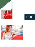 Chica en Sillón Rojo 1