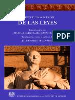 Marco tulio ciceron de las leyes.pdf