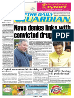 The Daily Guardian December 22, 2014