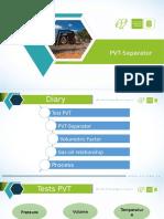 PVT-Separador