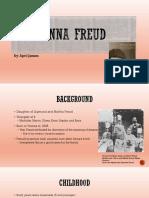 Anna Freud PPT