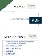 Implantación de las 5 S en la empresa .ppt