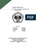 Proposal Pkl Angkasa Pura..