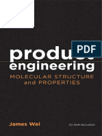 eBook Product Engineering Molecular Stucture and Properties