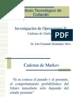 Cadenas Demarkov