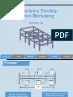 1.4 Mekanisme Struktur Beton Bertulang