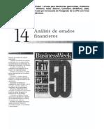 Cap.14 Analisi de Los Estados Financieros Meig