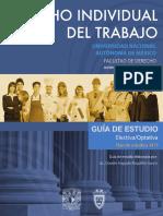 Derecho Individual Del Trabajo 6 Semestre