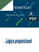 2014-II Ppt Logica Proposicional-Unidad I (0143)