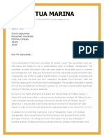 Cover Letter Mckinsey