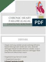 Chronic Heart Failure (Gagal Jantung Kronik)