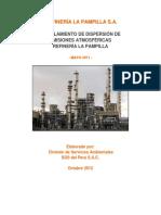 Informe Refineria La Pampilla (Contaminacion)