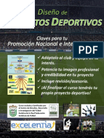 Curso Disec3b1o de Proyectos Deportivos Faf