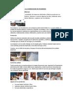 Empresas Dedicadas a La Fabricacion de Polimeros