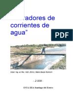 Aforadores de Corrientes de Agua