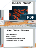 Caso Clinico Anemia