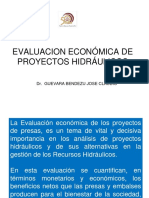 Evaluacion Económica de Proyectos Hidráulicos