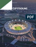Brazil World Cup Stadiums 2014