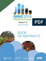 IWMS 2016 talks
