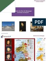 3 Histoire Des Ducs de Bourgogne Et de Leurs Territoires