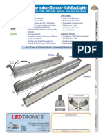 LEDTRONICS Linear High Bay Light