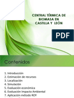 Central Biomasa Castilla y León PPT
