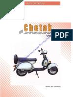 Chetak Service Manual