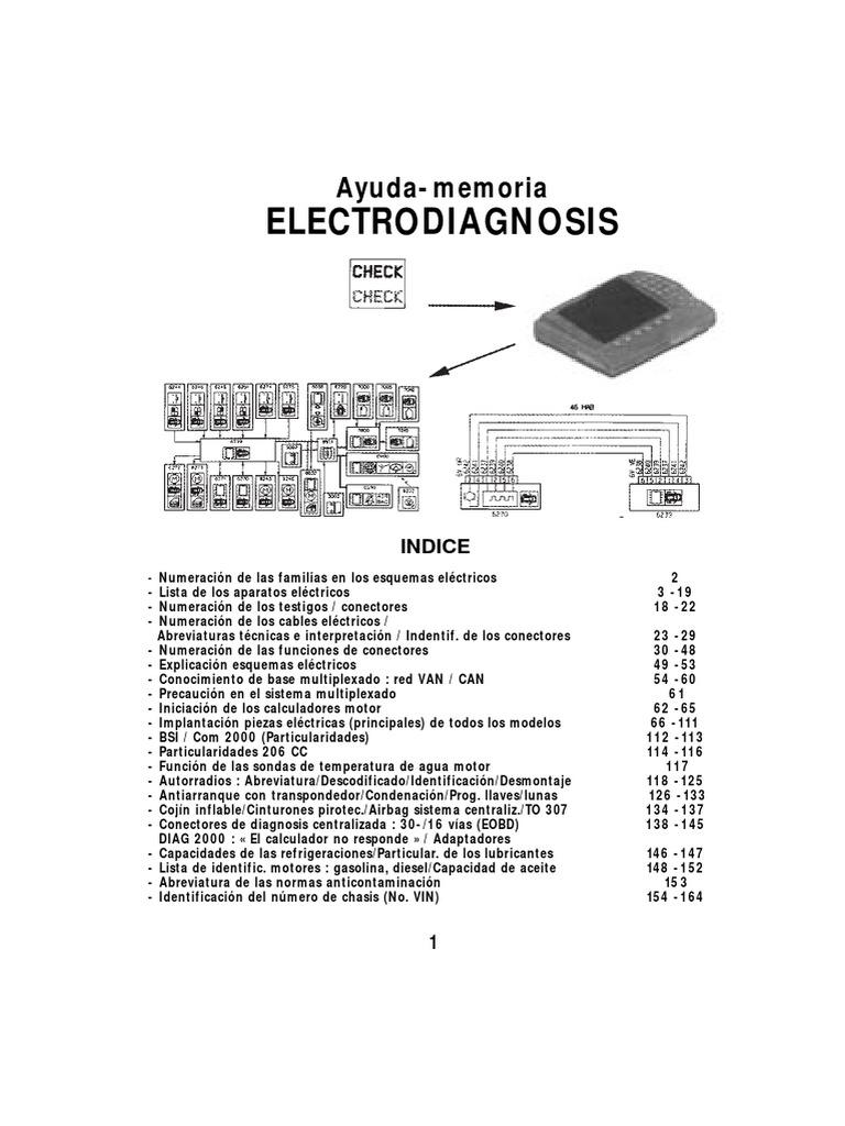 Peugeot 306 From Dam 8211 Radio Wiring Diagrams Data Sedre Diagram Manual De Taller Electrodiagnsis Peugeotpdf Description