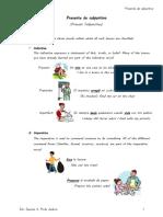 Gramatica & Ejercicios - Subjuntivo Presente 6