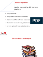 Documentation, Bill Cycle Dates