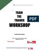 Workbook Facilitation Skills
