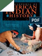 Encyclopedia of American Indian History (4 Volume Set)