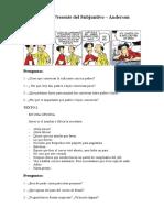 Gramatica & Ejercicios - Subjuntivo Presente 2