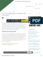 Cum Se Configurează o Conexiune VPN În Windows _ Cristianls