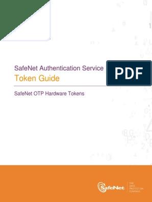 007-012477-001 SAS Token Guide OTP Hardware Token RevE