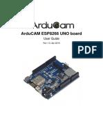 Arducam Esp8266 Uno Ds | Arduino | Installation (Computer Programs)