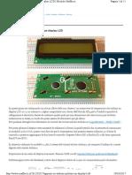 Uso Del Display LCD 1602A Con Arduino