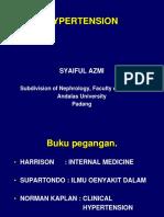Hipertensi Kuliah Pakar 2